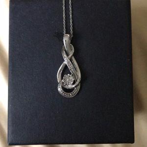 Kay Jeweler Infinity Necklace